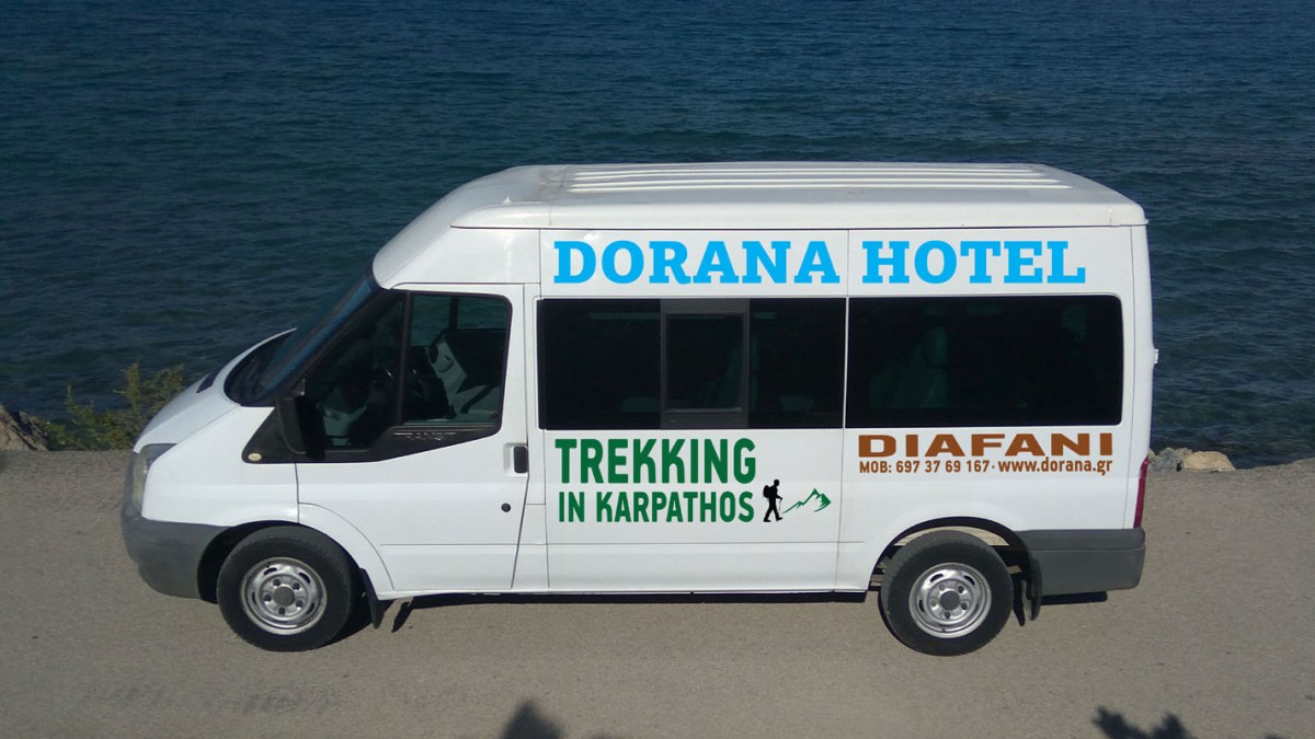 Transport - Trekking programs